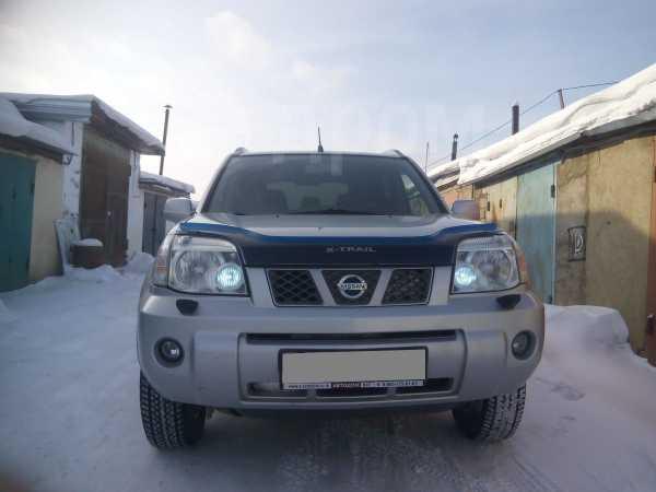 Nissan X-Trail, 2005 год, 510 000 руб.