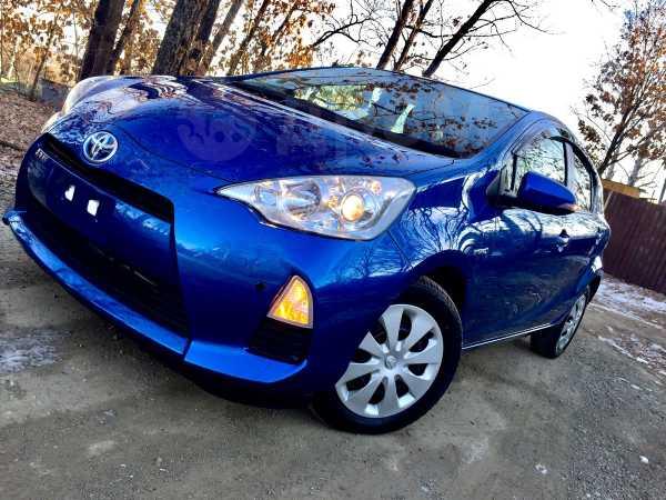 Toyota Aqua, 2014 год, 695 000 руб.