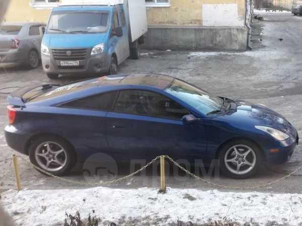 Toyota Celica, 2000 год, 327 000 руб.