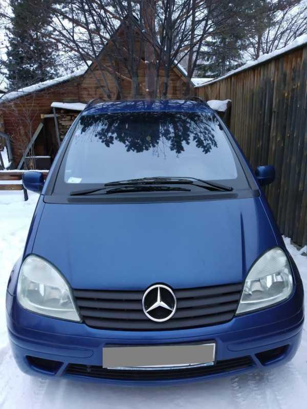Mercedes-Benz Vaneo, 2002 год, 300 000 руб.