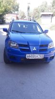 Mitsubishi Outlander, 2002 год, 350 000 руб.