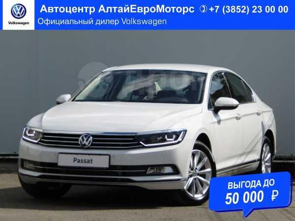 Volkswagen Passat, 2018 год, 2 195 000 руб.