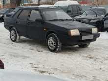 Тюмень 21099 2002