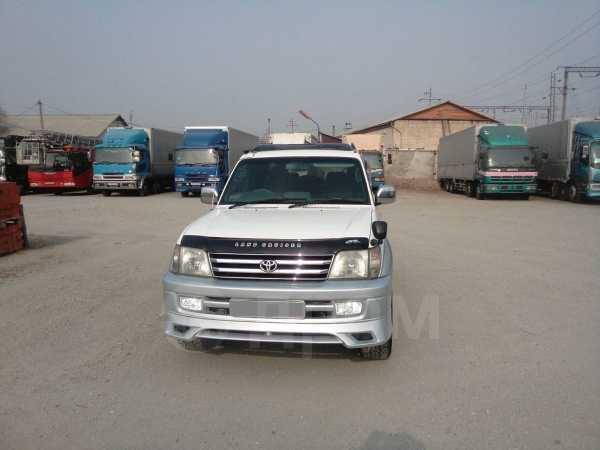 Toyota Land Cruiser Prado, 1997 год, 785 000 руб.