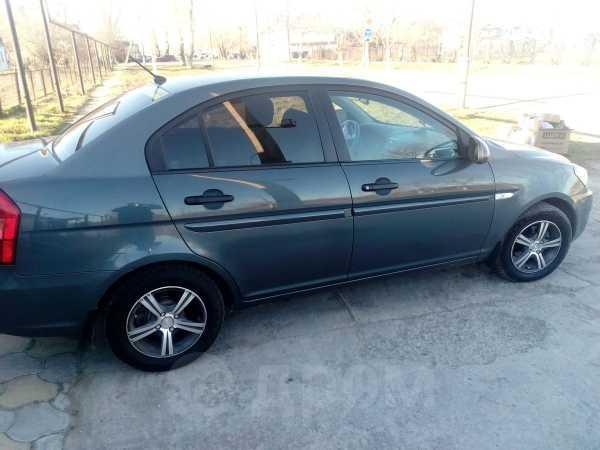 Hyundai Verna, 2008 год, 320 000 руб.