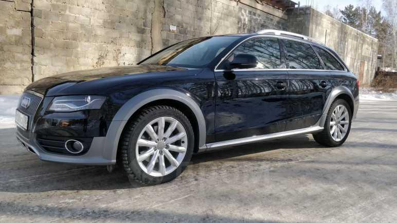 Audi A4 allroad quattro, 2011 год, 820 000 руб.
