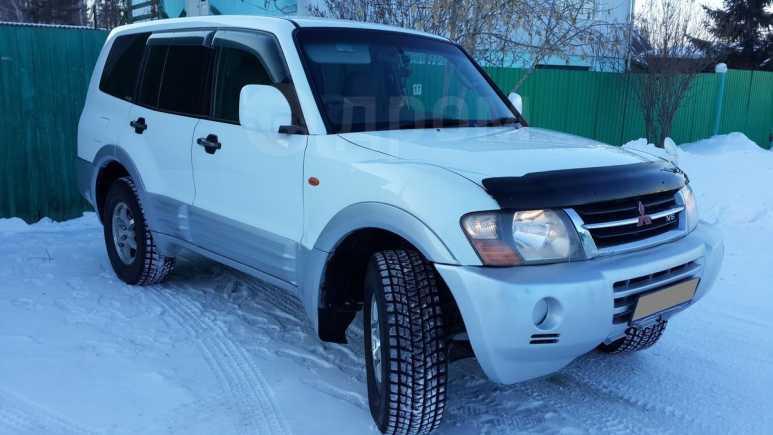 Mitsubishi Pajero, 2000 год, 515 000 руб.