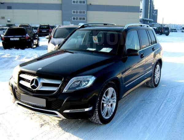 Mercedes-Benz GLK-Class, 2014 год, 1 425 555 руб.