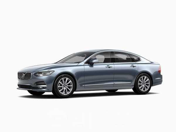 Volvo S90, 2018 год, 4 225 300 руб.