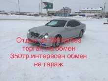 Mercedes-Benz CLK-класс, 2000 г., Новосибирск