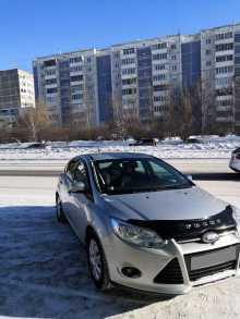 Ford Focus, 2013 г., Барнаул