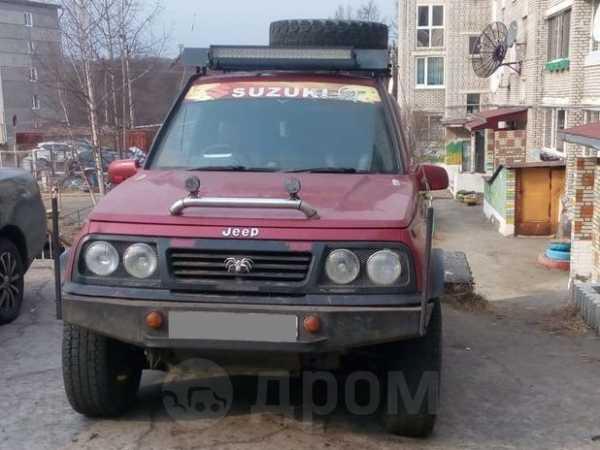 Suzuki Escudo, 1991 год, 280 000 руб.