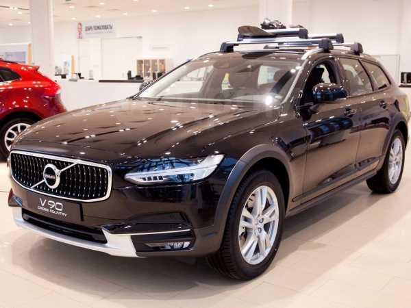 Volvo V90, 2018 год, 3 210 000 руб.
