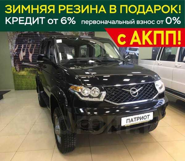 УАЗ Патриот, 2018 год, 809 900 руб.