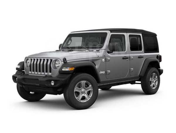 Jeep Wrangler, 2018 год, 3 540 000 руб.