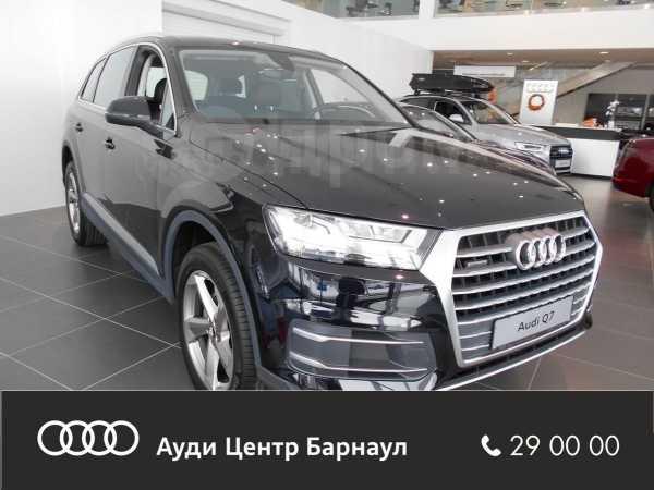 Audi Q7, 2018 год, 4 760 000 руб.