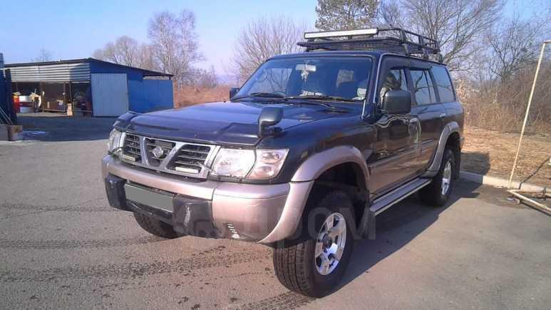 Nissan Safari, 1998 год, 1 080 000 руб.