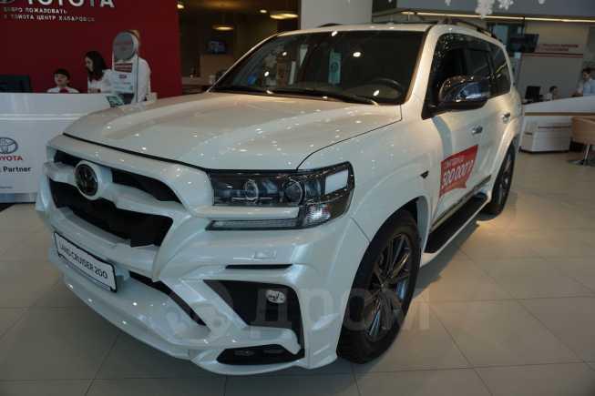 Toyota Land Cruiser, 2018 год, 7 619 604 руб.