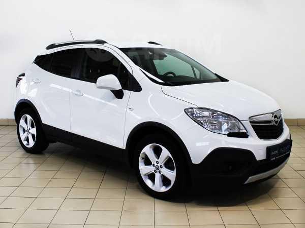Opel Mokka, 2012 год, 674 900 руб.