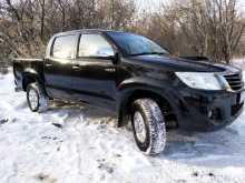 Омск Hilux Pick Up 2013