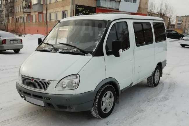ГАЗ 2217, 2009 год, 290 000 руб.