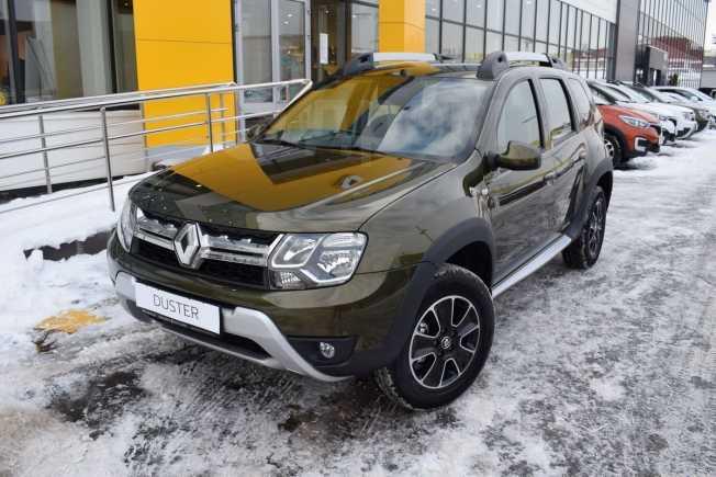 Renault Duster, 2018 год, 1 095 970 руб.