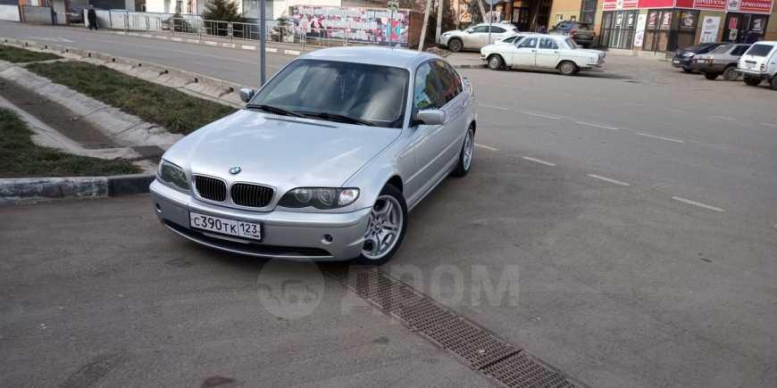 BMW 3-Series, 2002 год, 395 000 руб.
