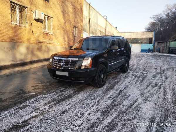 Cadillac Escalade, 2008 год, 1 350 000 руб.