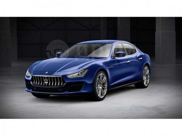 Maserati Ghibli, 2018 год, 6 607 727 руб.