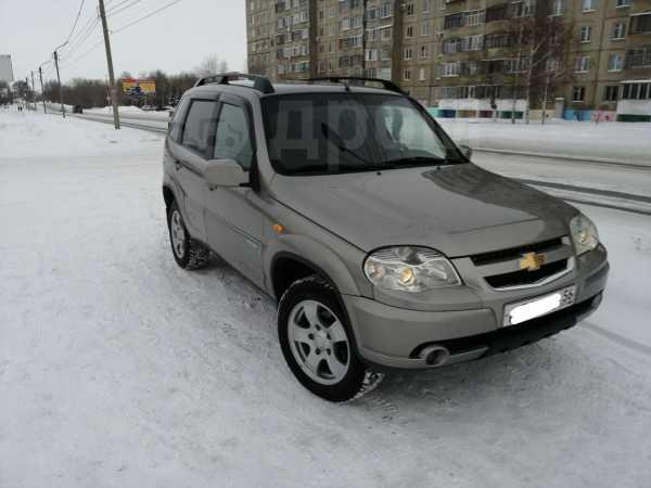 Chevrolet Niva, 2011 год, 330 000 руб.