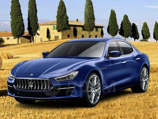 Maserati Ghibli, 2018 год, 7 864 965 руб.