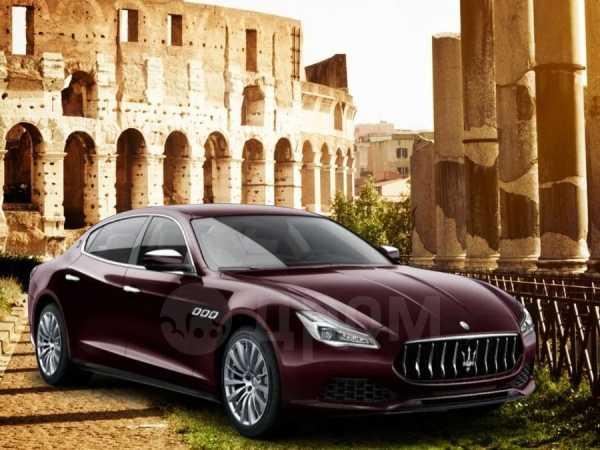 Maserati Quattroporte, 2018 год, 9 298 968 руб.