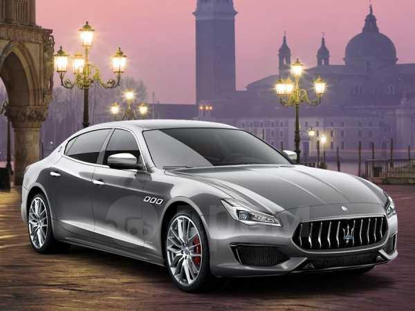 Maserati Quattroporte, 2018 год, 9 384 866 руб.