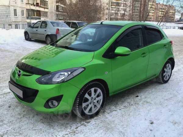 Mazda Mazda2, 2011 год, 435 000 руб.