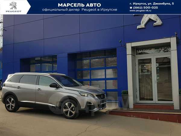 Peugeot 5008, 2018 год, 2 499 000 руб.