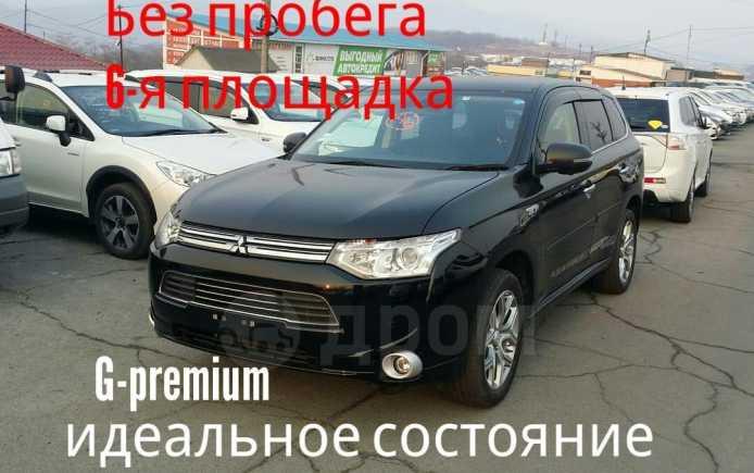 Mitsubishi Outlander, 2014 год, 1 230 000 руб.