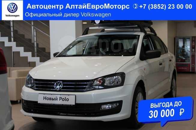 Volkswagen Polo, 2018 год, 765 900 руб.