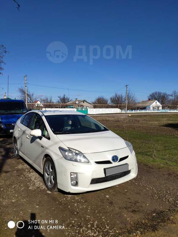 Toyota Prius, 2010 год, 760 000 руб.
