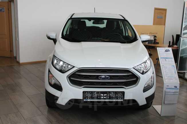Ford EcoSport, 2018 год, 1 290 000 руб.