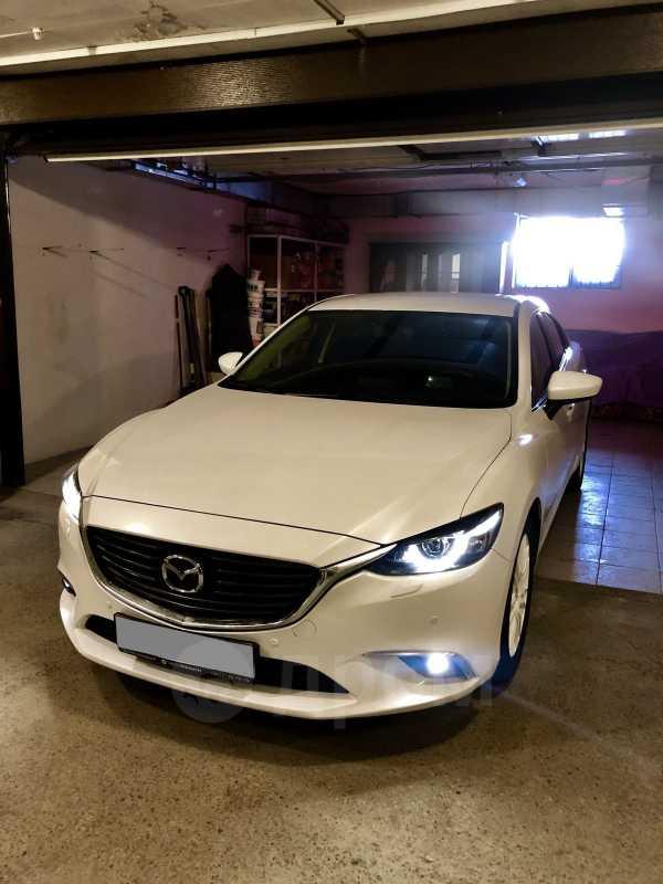 Mazda Mazda6, 2016 год, 1 250 000 руб.