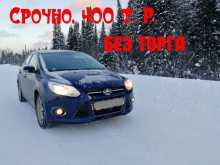 Анжеро-Судженск Ford Focus 2011
