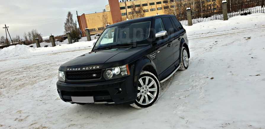 Land Rover Range Rover Sport, 2010 год, 1 050 000 руб.