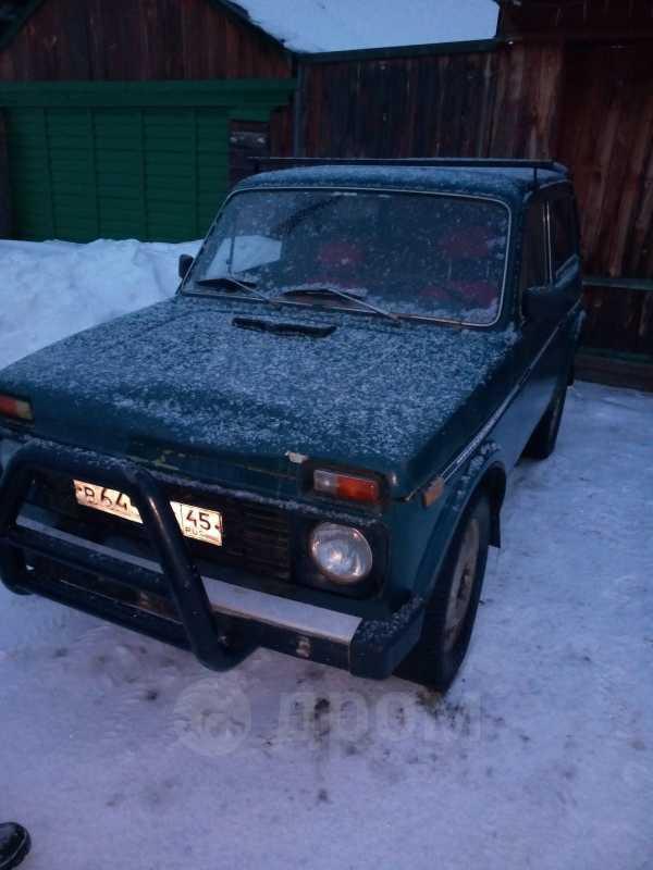 Лада 4x4 2121 Нива, 1978 год, 55 000 руб.
