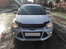 Красноярск Ford Focus 2012