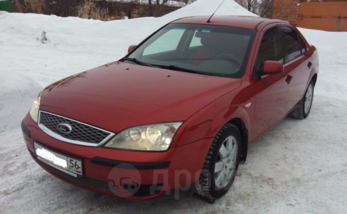 Ford Mondeo, 2007 год, 253 000 руб.