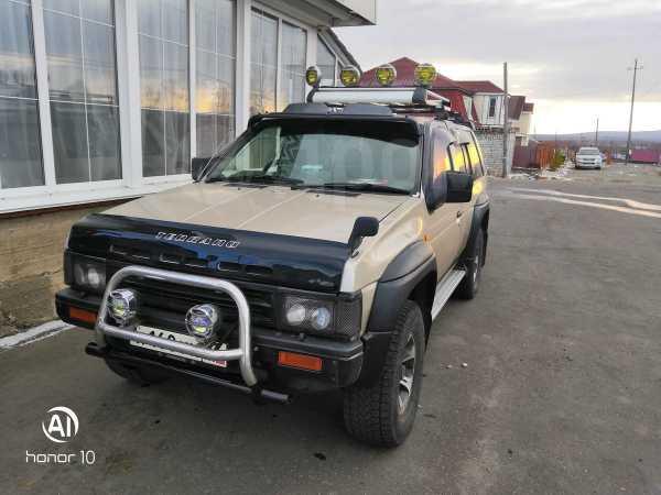 Nissan Terrano, 1991 год, 360 000 руб.
