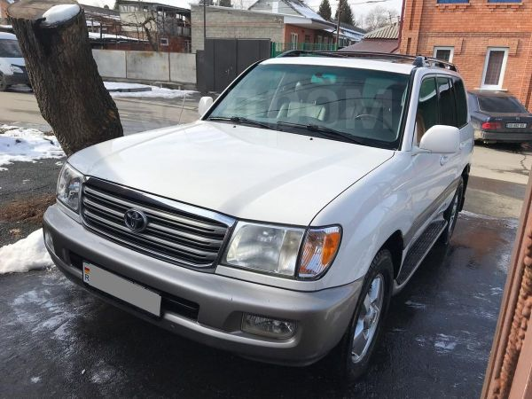 Toyota Land Cruiser, 2005 год, 830 000 руб.
