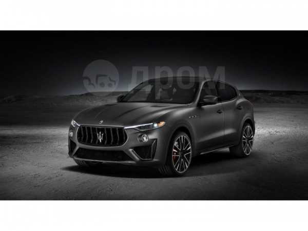 Maserati Levante, 2018 год, 8 370 818 руб.