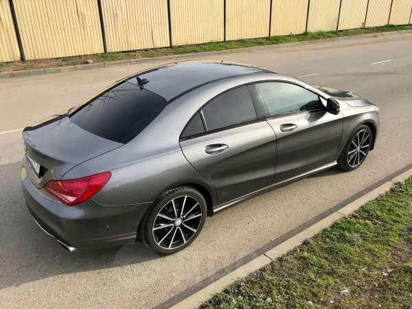 Mercedes-Benz CLA-Class, 2013 год, 1 125 000 руб.