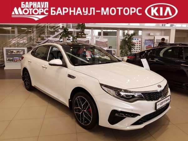 Kia Optima, 2018 год, 1 914 995 руб.